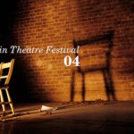chair red-brick wall dublin theatre festival irish commercial location photographer john jordan photography
