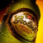 creative lighting grolsch beer bottle drink photograph dublin john jordan photography