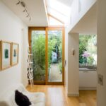house interior architecture design garden high quality photo dublin based john jordan photography