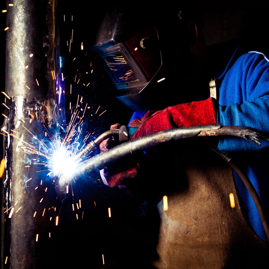 welder commercial industrial photographer dublin