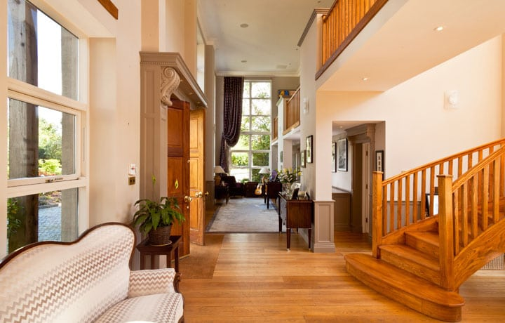 Property photography in a beautiful Wicklow location.