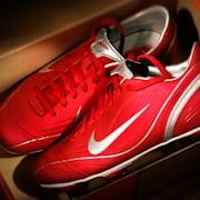 Nike boots dublin still life photographer