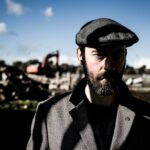 Karl Parkinson by dublin portrait photographer johnjordanphotography