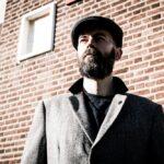 Karl Parkinson photographed by irish based portraitist johnjordanphotography