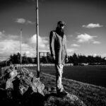 portrait of Karl Parkinson by creative dublin photographer johnjordanphotography