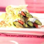 cafe fresh vegetarian cooking asparagus cannelloni creative food commercial photographer john jordan photography