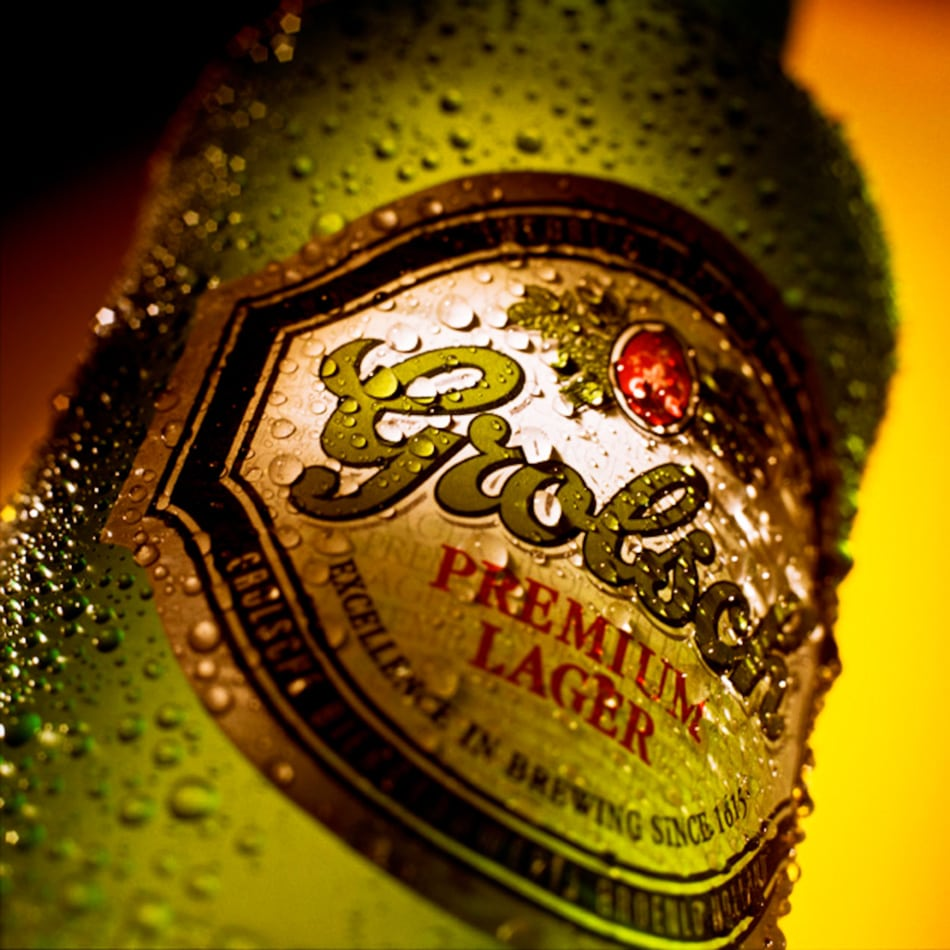 Grolsch bottle