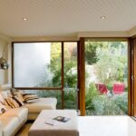 house garden interior design architectural high quality photographer john jordan photography