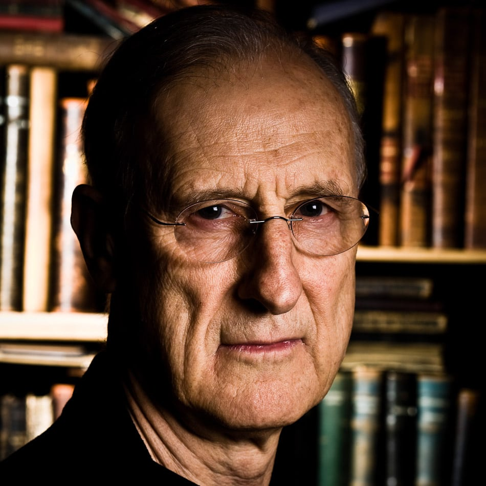 James Cromwell, actor, Trinity College, Dublin, Ireland