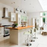 kitchen extension irish property photographer johnjordanphotography