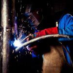 artisan welder bisgood bagnal irish commercial photographer johnjordanphotography
