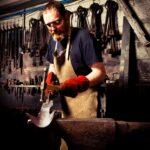 forging commercial Industrial portraits irish photographer johnjordanphotography