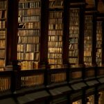 trinity college dublin long room library commercial photographer Ireland johnjordanphotography